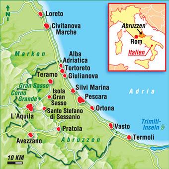 Karte Italien Regionen.Karten Italienische Regionen