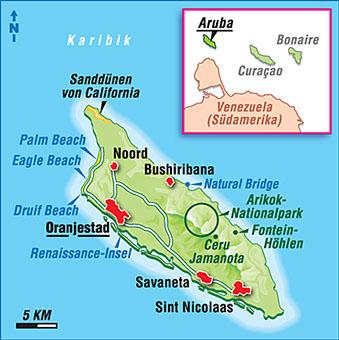 Aruba Karten